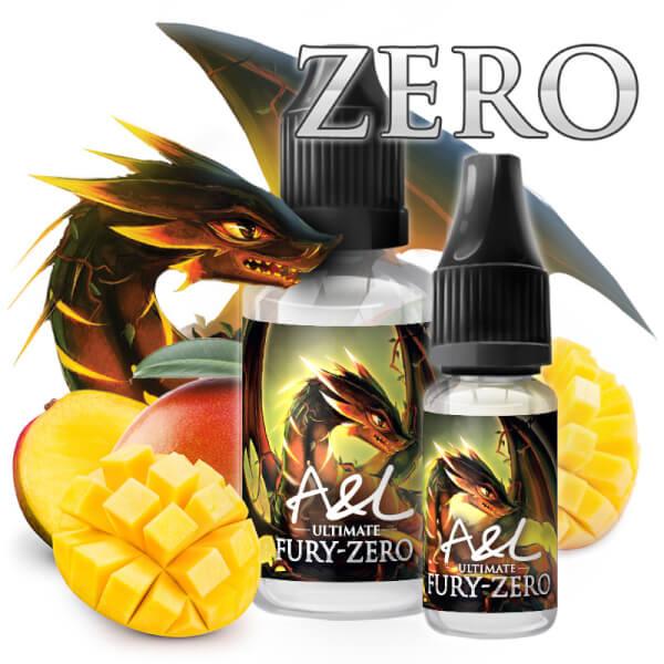 Aroma Ultimate Fury Zero A&L