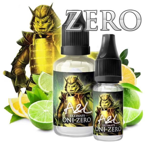 Aroma Ultimate Oni Zero A&L
