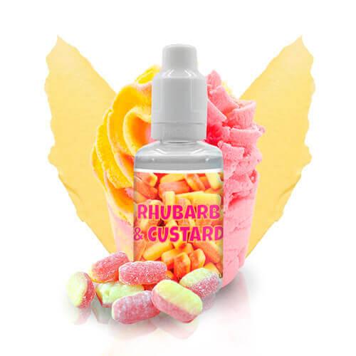 Aroma Vampire Vape Rhubarb & Custard