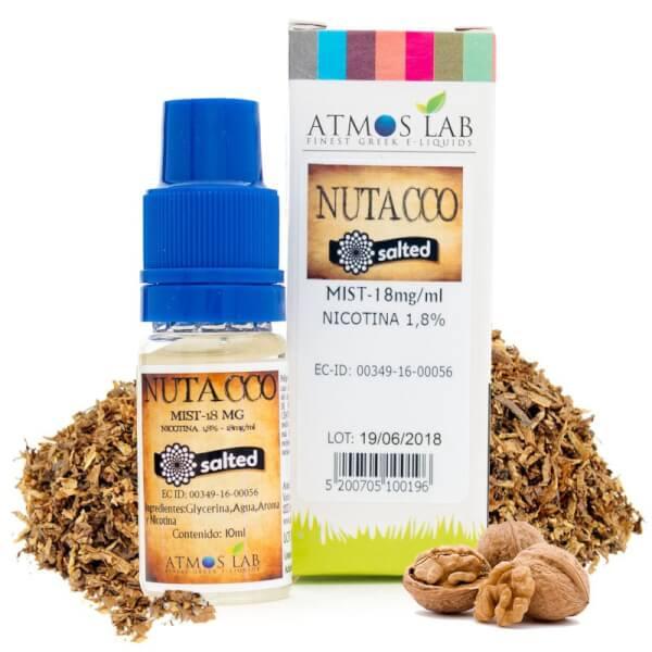 Atmos Lab Nutacco Salted Mist 10ml