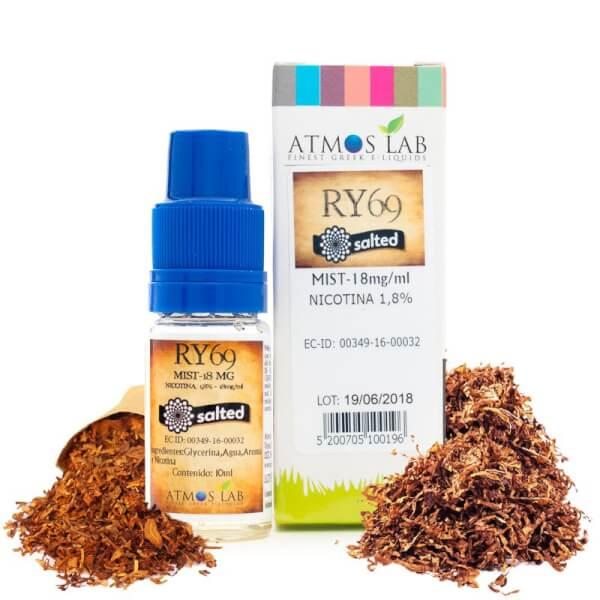 Atmos Lab RY69 Salted Mist 10ml