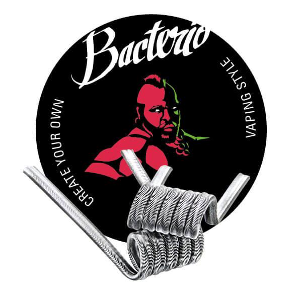 Bacterio Coils - The Vape Team Full Ni80 (Resistencias Artesanales)