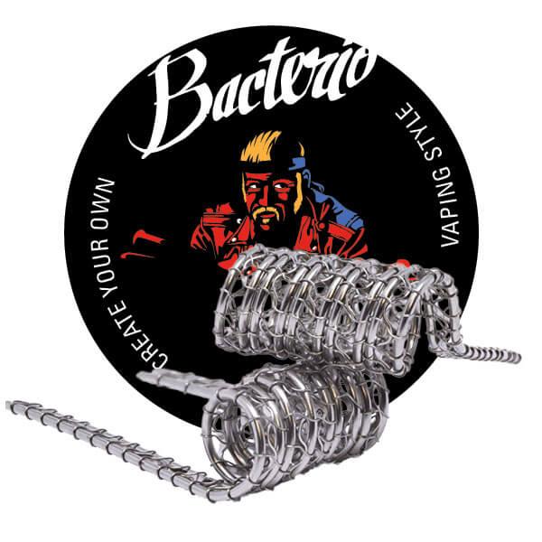 Bacterio Coils - Wrap Coil Full Ni80 (Resistencias Artesanales)