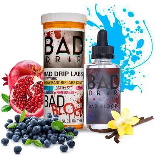 Bad Drip Bad Blood