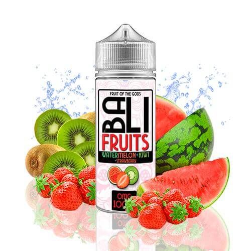 Bali Fruits Watermelon Kiwi Strawberry 100ml