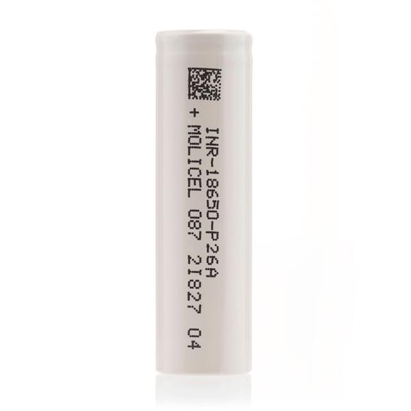 Batería Molicel 18650 P26A