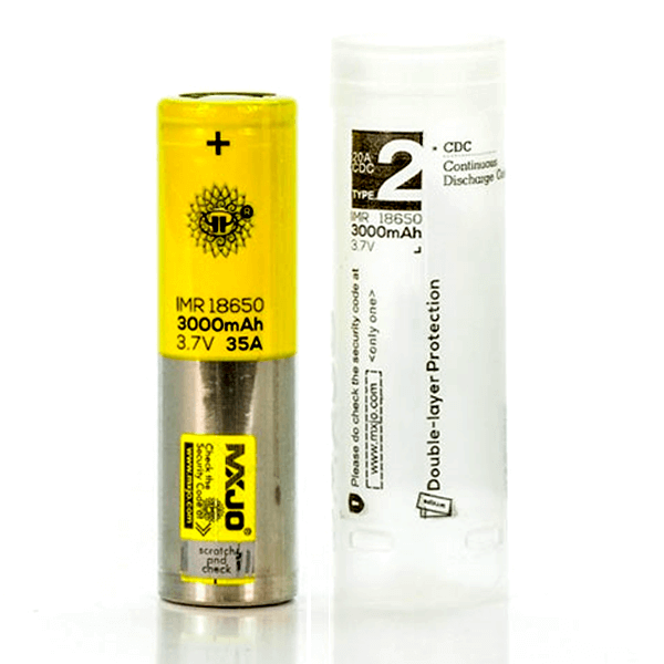 Batería MXJO 18650