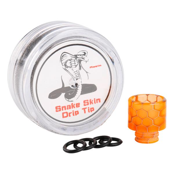 Boquilla 510 Snakeskin Drip Tip