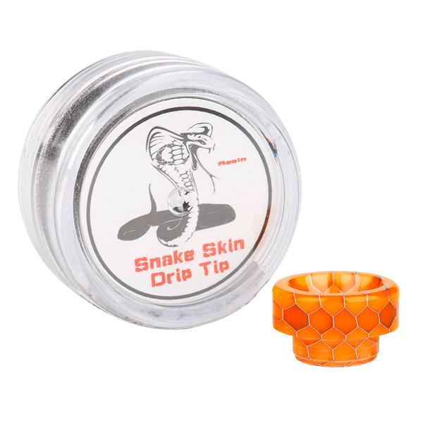 Boquilla 810 Snakeskin Drip Tip