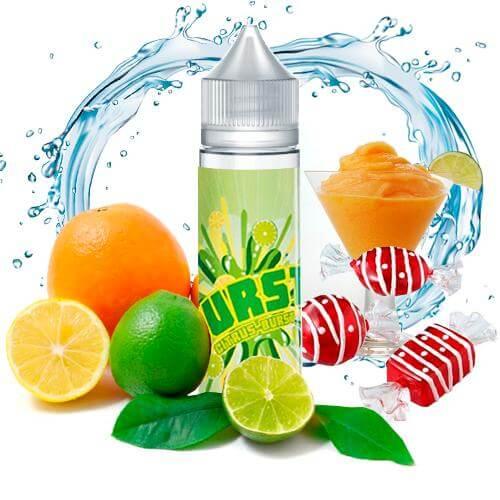 Burst E-Juice - Citrus Burst