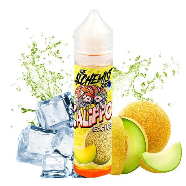 Calippoo melón - The Alchemist Juice