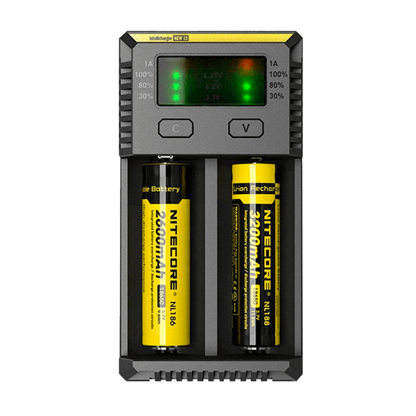 Cargador Nitecore New Intellicharger i2 (Outlet)