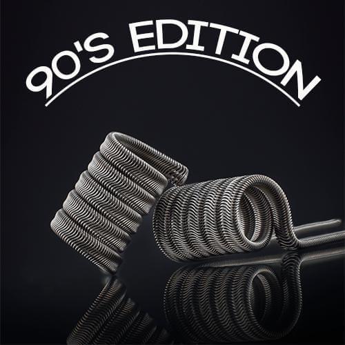 Charro Coils 90s Edition (Resistencias Artesanales)