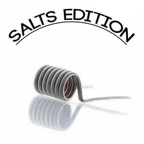 Charro Coils Fused Salts (Resistencias Artesanales)
