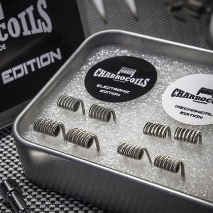 Charro Coils Lata Special Edition