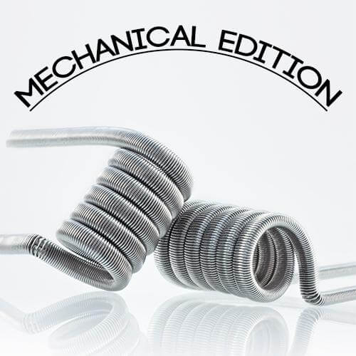 Charro Coils Mechanical Edition (Resistencias Artesanales)