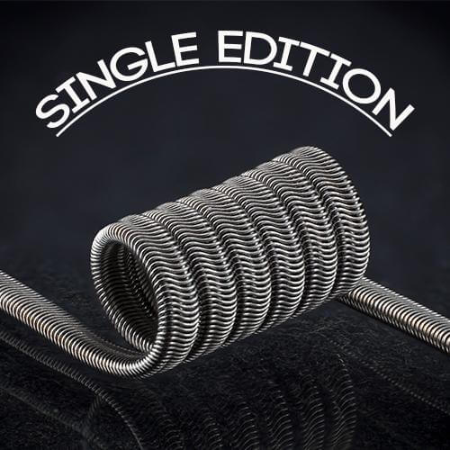Charro Coils Single Edition (Resistencias Artesanales)