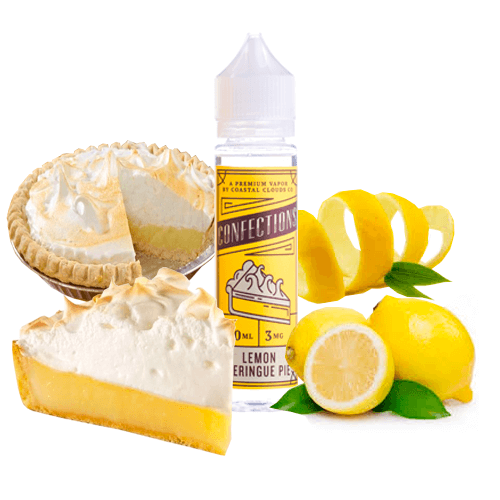 Coastal Clouds Lemon Meringue