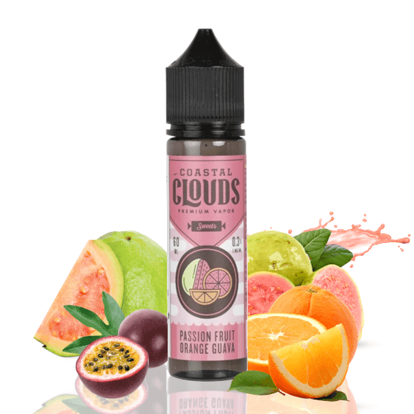 Coastal Clouds Sweets Passion Fruit Orange Guava