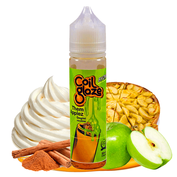 Coil Glaze - Them Applez