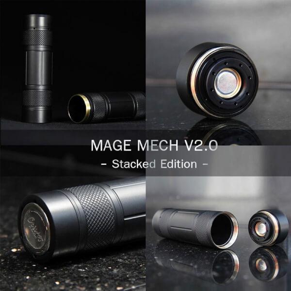 CoilART Mage Mech v2