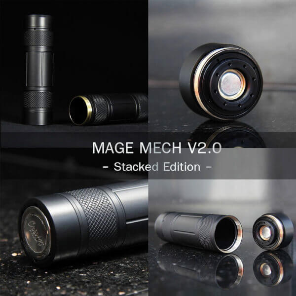 CoilART Mage Mech v2 (Outlet)