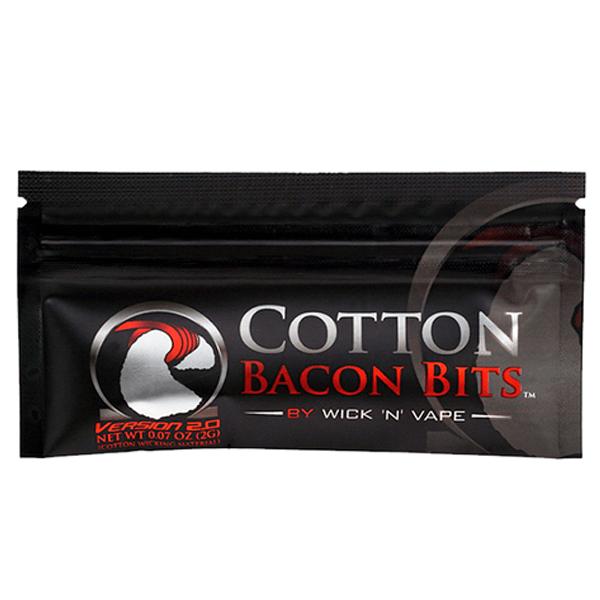 Cotton Bacon Bits - Wick N Vape