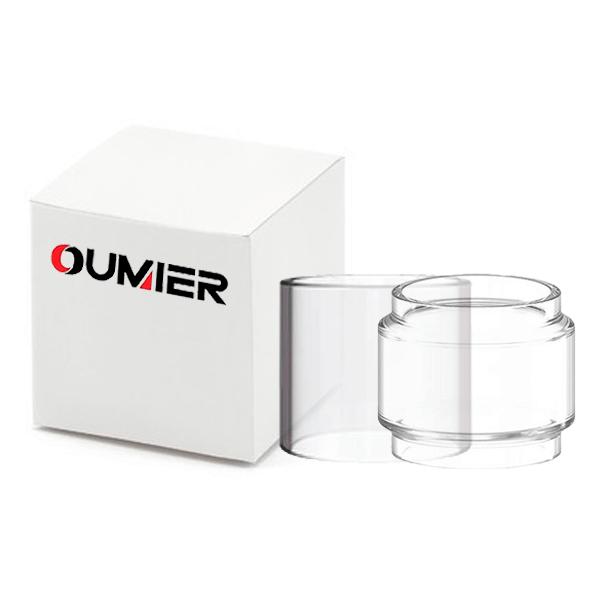 Cristal de Repuesto Oumier Bombus RTA (Pyrex Glass)