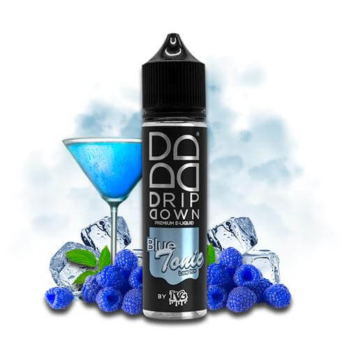 Drip Down Blue Tonic