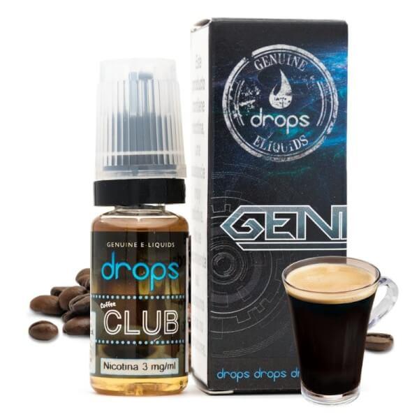 Drops Coffee Club 10ml