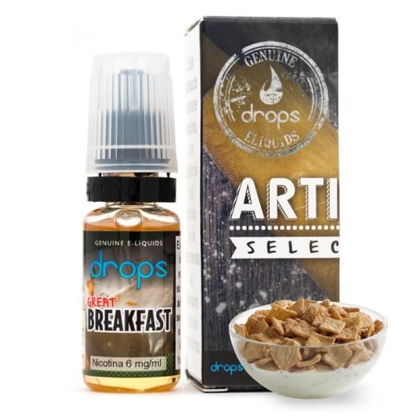Drops Great Breakfast 10ml