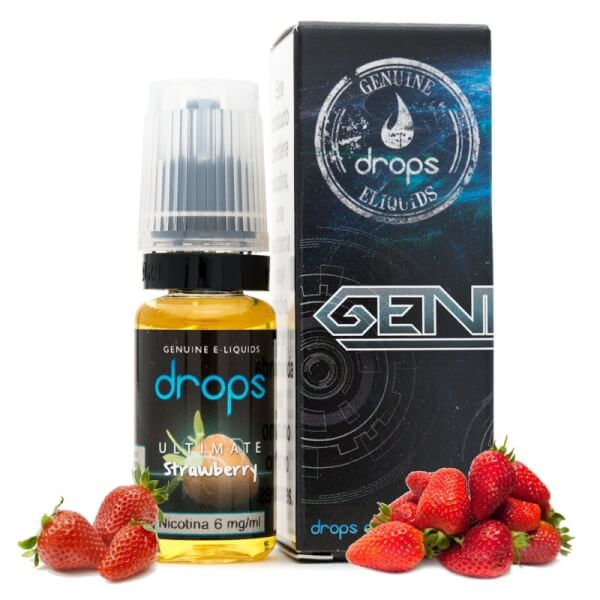 Drops Ultimate Strawberry 10ml