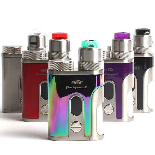 Eleaf iStick Pico Squeeze 2 Kit (Outlet)