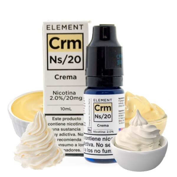 Element Salts Crema
