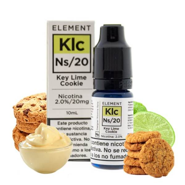 Element Salts Key Lime Cookie