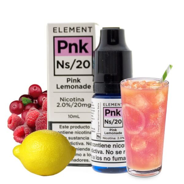 Element Salts Pink Lemonade