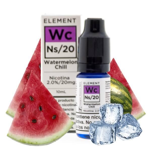 Element Salts Watermelon Chill