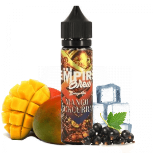 Empire Brew Mango Blackcurrant 50ml
