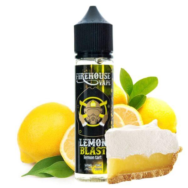 Firehouse Vape - Lemon Blast