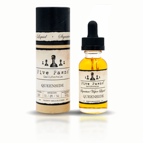 Five Pawns Queenside 50ML (BOOSTER)