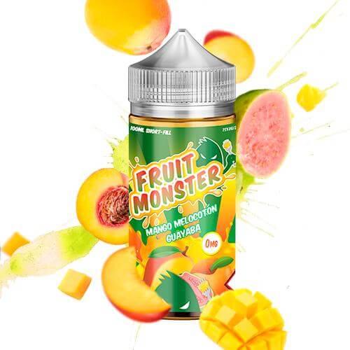 Fruit Monster Mango Peach Guava 100ml (Shortfill)