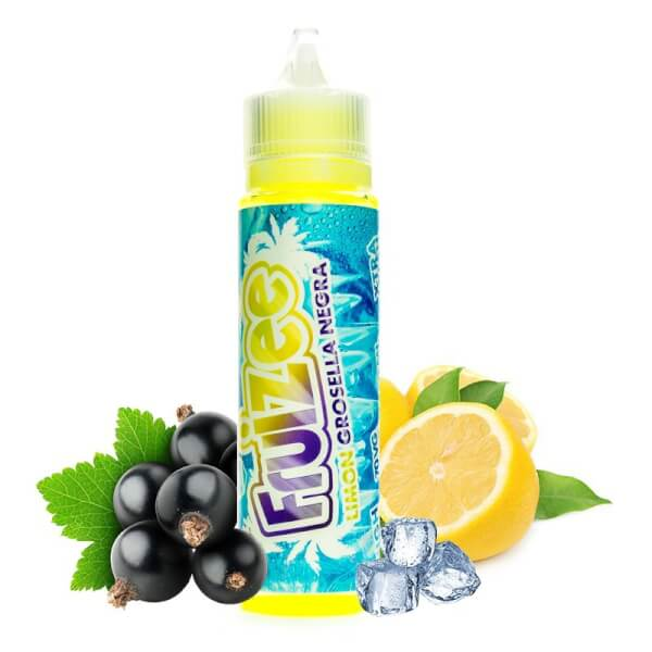 Fruizee - Limón Grosella Negra
