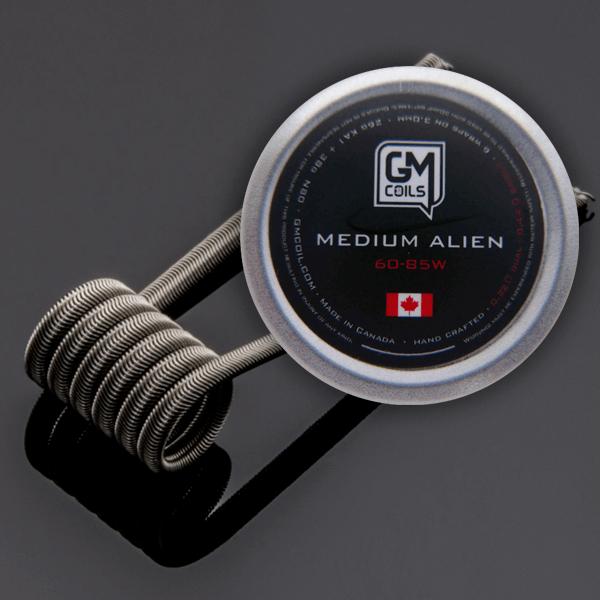 GM Coils Alien (Resistencias Artesanales)
