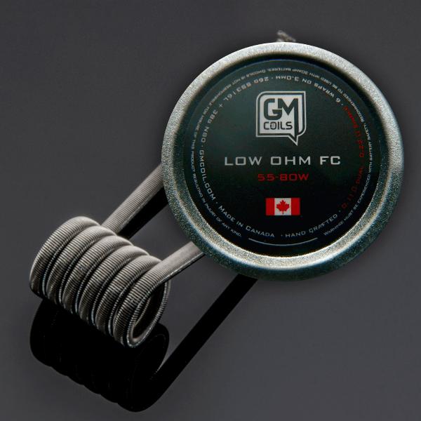 GM Coils Fused Clapton (Resistencias Artesanales)