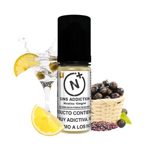 Halcyon Haze Nic Salt Gins Addiction 10ml