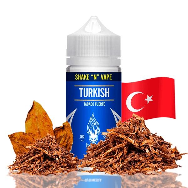 Halo Turkish Tobacco 50ml