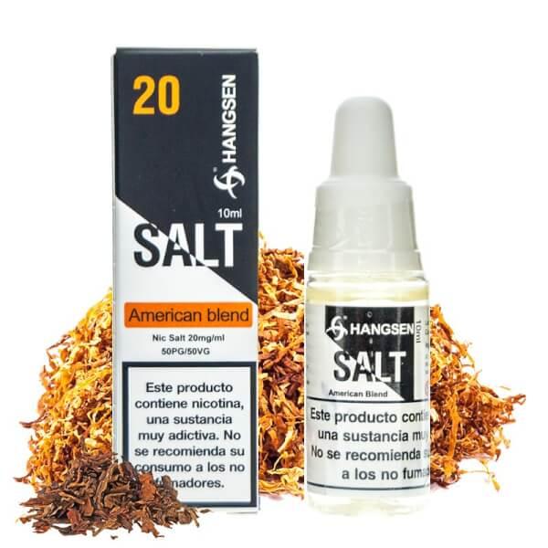 Hangsen Nic Salt American Blend