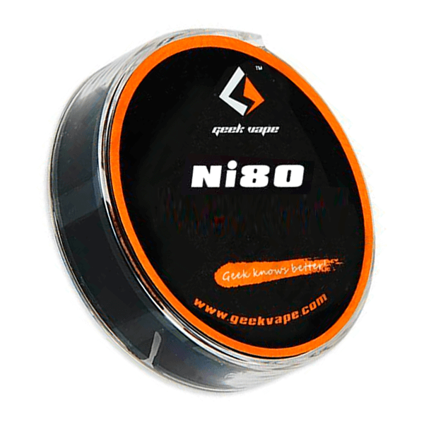 Hilos Geekvape Nichrome Ni80