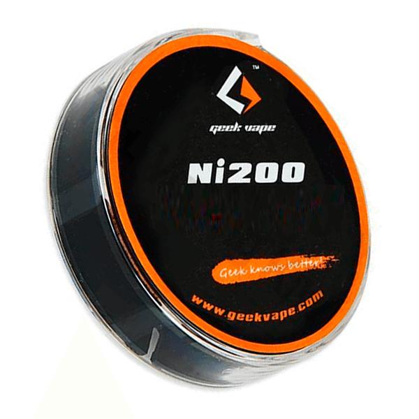 Hilos Geekvape Nickel Ni200