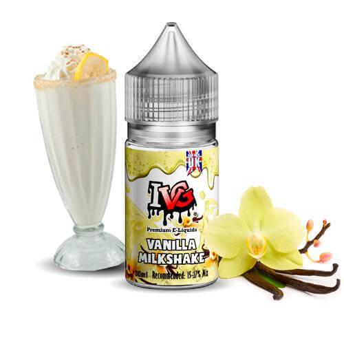 I VG Concentrates Vanilla Milkshake